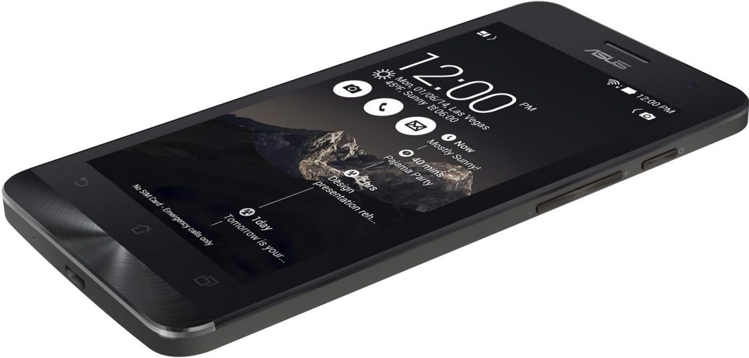 asus smartfon z androidem