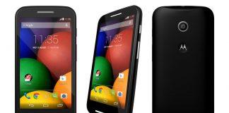 telefon do 600 smartfon Motorola Moto E