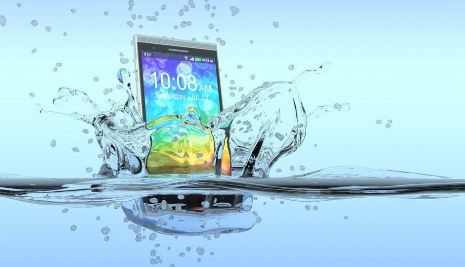 Telefon wodoszczelny