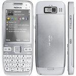 Klasyczny telefon biznesowy Nokia E52 Biały