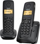 Telefon bezprzewodowy do domu Siemens Gigaset A120 DUO